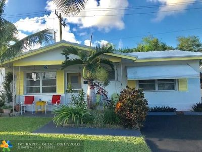 Tamarac Single Family Home For Sale: 1901 NW 46th St