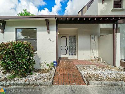 Miramar Condo/Townhouse For Sale: 3624 SW 68th Ln #6-D