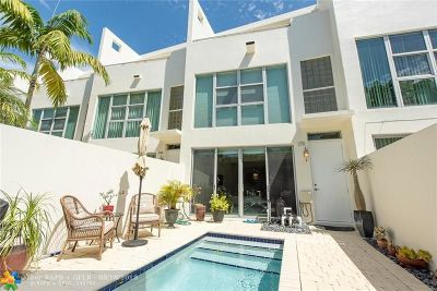 Fort Lauderdale FL Condo/Townhouse For Sale: $699,900