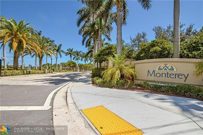 Boynton Beach Condo/Townhouse Backup Contract-Call LA: 128 Lake Monterey Cir #128