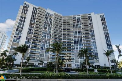Fort Lauderdale FL Condo/Townhouse For Sale: $345,000