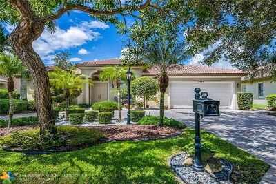 Coral Springs FL Single Family Home For Sale: $549,000