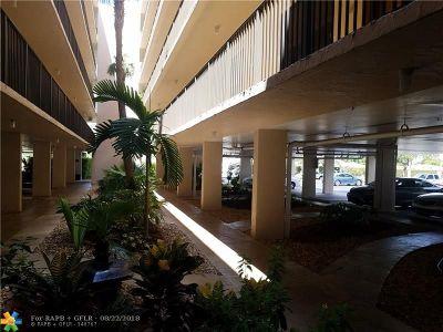 North Lauderdale Condo/Townhouse For Sale: 8040 Hampton Blvd #511