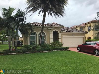 Miramar Single Family Home For Sale: 5261 SW 141st Ter