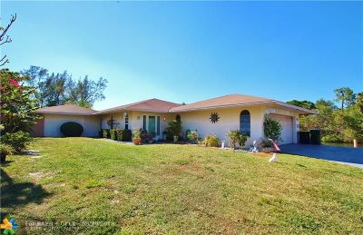Fort Lauderdale Single Family Home For Sale: 4405 SW 26th Ave