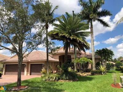 Parkland Single Family Home For Sale: 6908 NW 110th Way