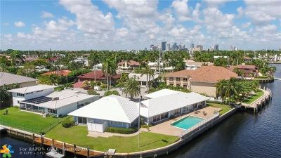 Sunrise Key Single Family Home For Sale: 640 4th Key Dr