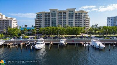 Hillsboro Beach Condo/Townhouse For Sale: 1063 Hillsboro Mile #903