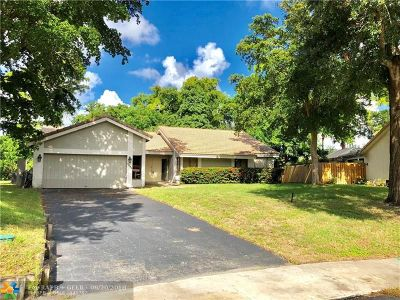 Boca Raton Single Family Home For Sale: 2889 NW 24th Ct