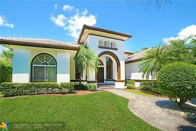 Boca Raton Single Family Home For Sale: 6095 NW 32nd Ave