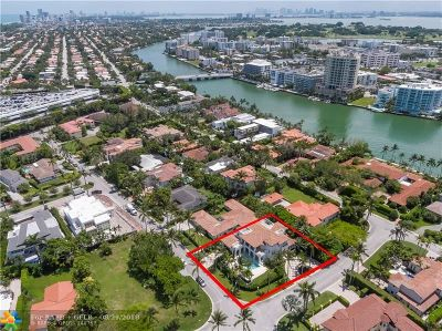 Bal Harbour Single Family Home For Sale