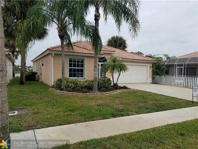 West Palm Beach Single Family Home For Sale: 210 Saratoga Blvd East