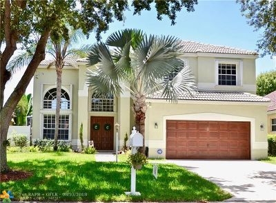 Parkland Single Family Home Backup Contract-Call LA: 6474 NW 80th Dr