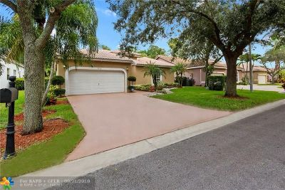 Coral Springs Single Family Home For Sale: 5476 NW 57th Ave