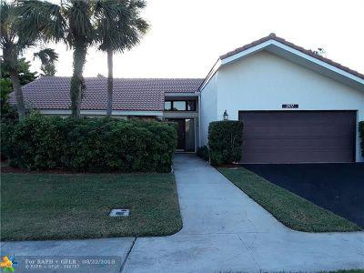 Boca Raton Single Family Home For Sale: 21177 Escondido Way