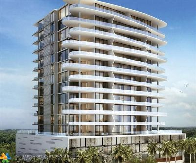 Condo/Townhouse For Sale: 920 Intracoastal Dr #702