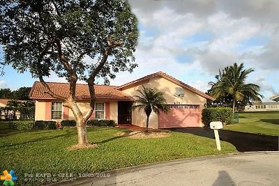 Coral Springs Single Family Home For Sale: 8107 NW 5th St
