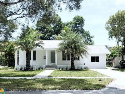 Miami Single Family Home Backup Contract-Call LA: 6338 SW 37th St