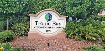 Delray Beach Condo/Townhouse For Sale: 2809 Florida Blvd #109