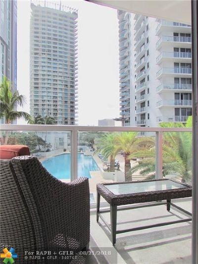 Miami Condo/Townhouse For Sale: 1060 Brickell Ave #1413
