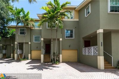 Condo/Townhouse Sold: 1215 SW 4th Street #1215