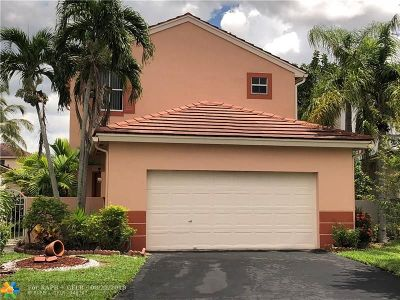Pembroke Pines Single Family Home For Sale: 2031 NW 188th Ave