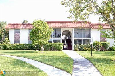 Boca Raton FL Condo/Townhouse For Sale: $139,900