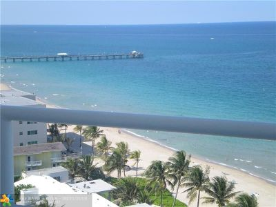 Lauderdale By The Sea Condo/Townhouse Backup Contract-Call LA