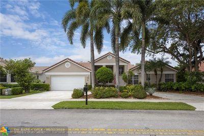 Davie Single Family Home For Sale: 2815 Morning Glory Ln