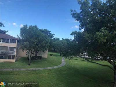 Pembroke Pines Condo/Townhouse For Sale: 13350 SW 1st St #305P