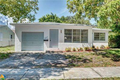 Dania Beach Single Family Home For Sale: 322 SW 14th St