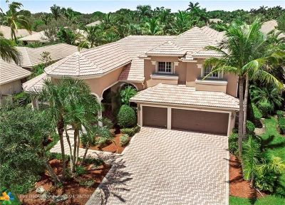 Coral Springs Single Family Home For Sale: 6144 NW 123rd Ln