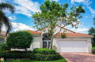 Boynton Beach Single Family Home Backup Contract-Call LA: 6428 N Tiara Dr