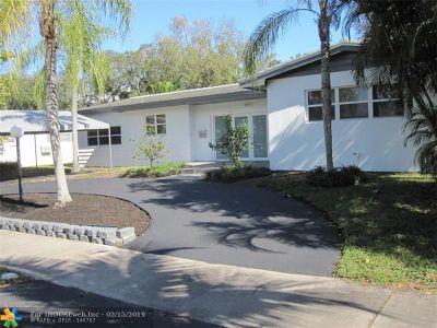 North Miami Beach Single Family Home For Sale: 18971 NE 20th Ave