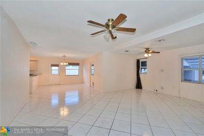 Broward County Single Family Home Backup Contract-Call LA: 2600 SE 2nd Ct