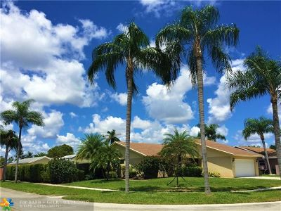 Coconut Creek Single Family Home Backup Contract-Call LA: 761 NW 48th Ave