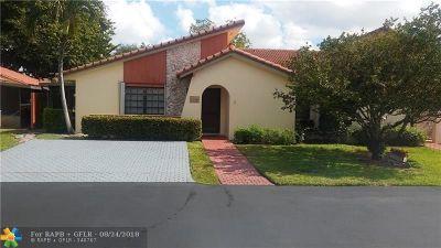 Davie Condo/Townhouse Backup Contract-Call LA: 2220 Malaga Ct #2220