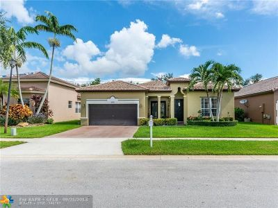 Miramar Single Family Home For Sale: 14341 SW 33rd Ct