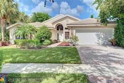 Boynton Beach Single Family Home For Sale: 11327 Kona Ct