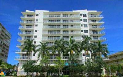 Pompano Beach Rental For Rent: 704 N Ocean Blvd #303