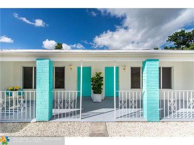 North Miami Multi Family Home Backup Contract-Call LA: 1245 NE 111