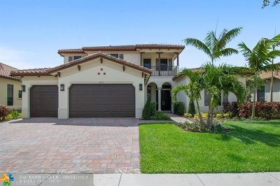 Parkland Single Family Home For Sale: 8771 Waterview Ter