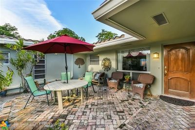 Fort Lauderdale Single Family Home For Sale: 5700 NE 15th Ave