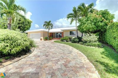 Fort Lauderdale Single Family Home For Sale: 4770 NE 28th Ave