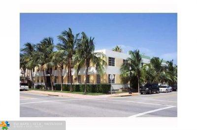 Miami Beach Condo/Townhouse For Sale: 123 3rd St #16
