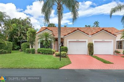 Boca Raton Condo/Townhouse For Sale: 22683 Meridiana Dr #22683