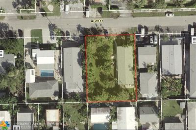 Deerfield Beach Residential Lots & Land For Sale: 1974 NE 5th St
