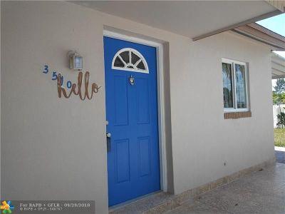 Miami Gardens Single Family Home Backup Contract-Call LA