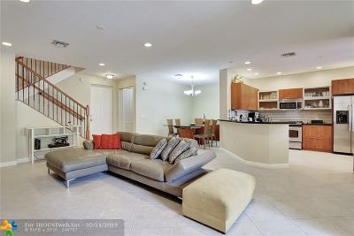 Sunrise Condo/Townhouse For Sale: 2900 NW 125th Ave #3-106