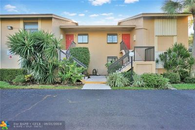 Deerfield Beach Condo/Townhouse For Sale: 1001 SE 6th Ave #D121